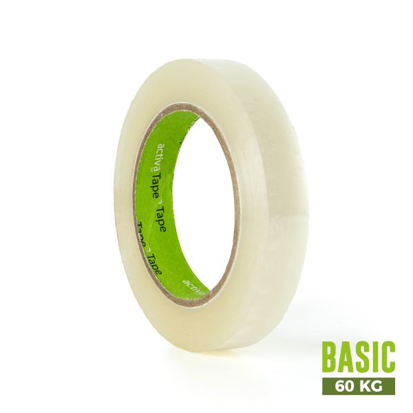 Transparent Adhesive Tape 18mm x 132m
