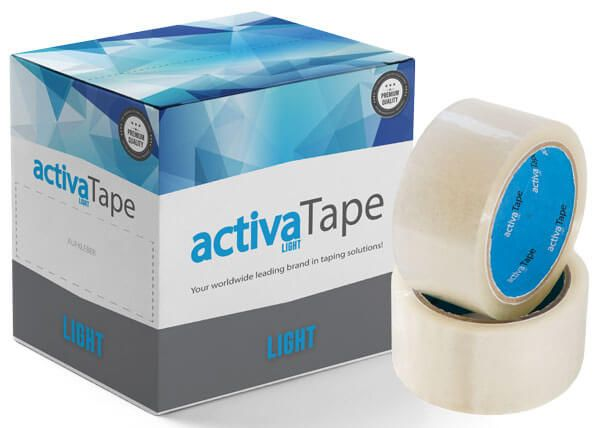 Transparent Adhesive Tape 48mm x 66m