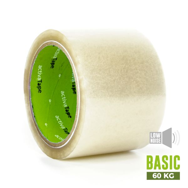Transparent Adhesive Tape 72mm x 66m