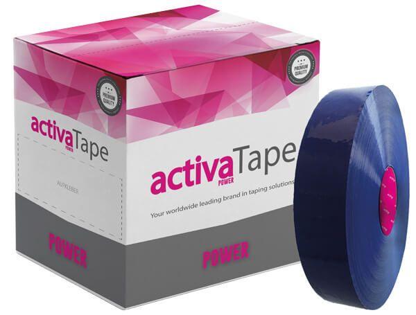 activaTape Basic - Maschinenklebeband blau 48 mm x 990 lfm