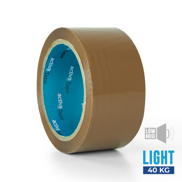 Low-Noise Adhesive Tape brown48mm x 66m