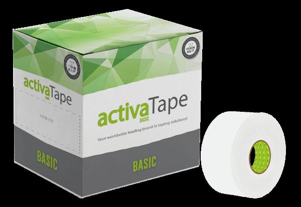 activaTape Basic - Klebeband weiss 48 mm x 150 lfm