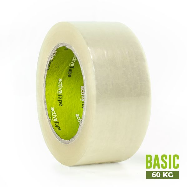 Transparent Adhesive Tape 48mm x 132m