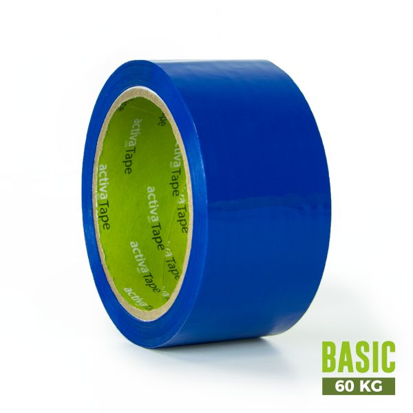 Blue Adhesive Tape 48mm x 66m