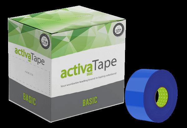 activaTape Basic - Klebeband blau 48 mm x 150 lfm