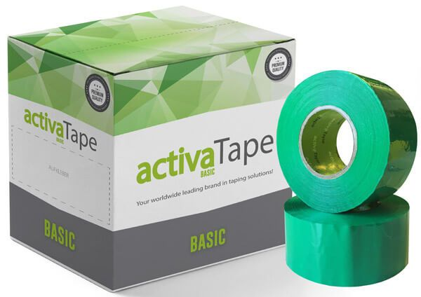 Green Adhesive Tape 48mm x 150m