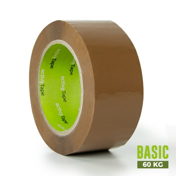 Brown Adhesive Tape 48mm x 132m